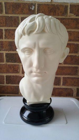 "Ceasar Augustus, Roman Emperor Bust, 19""H. for Sale in McLean, VA"