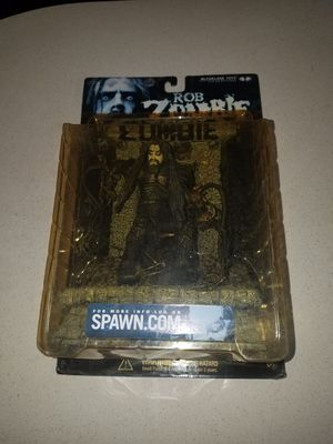 Rob zombie collectable for Sale in Easton, PA