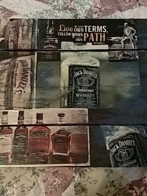 Jack Daniels wall art for Sale in Scranton, PA - OfferUp