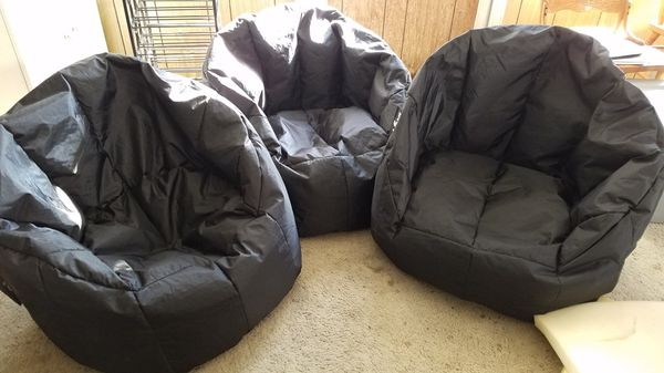 3 Bean Bag Chairs For Sale In Torrance Ca Offerup