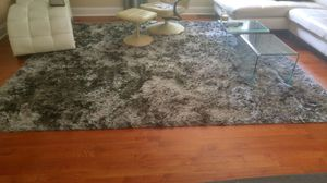 Rug like new contemporary modern gray 8x10 for Sale in Alexandria, VA