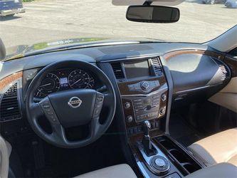 2019 Nissan Armada Thumbnail