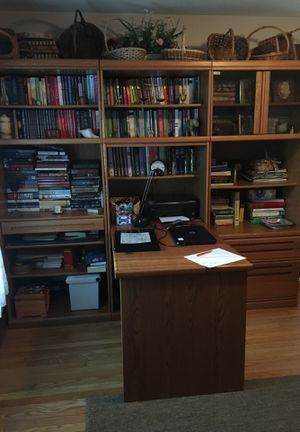 Office furniture used for Sale in Derby, CT