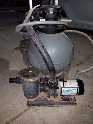 Semi knew pool Pump for Sale in Glendale, AZ