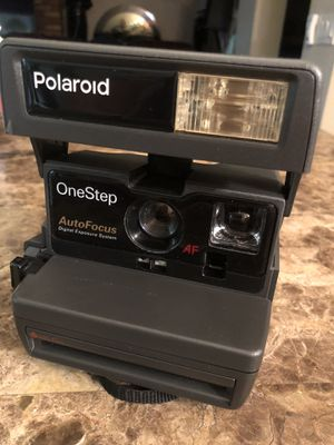 Polaroid OneStep AutoFocus Digital Exposure System - Film Tested - One Step New Condition for Sale in Gilbert, AZ