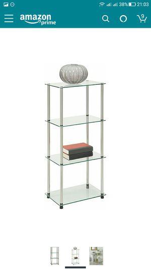 4 Tier Glass Shelf for Sale in Fairfax, VA