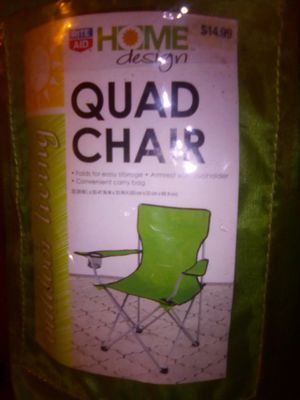 Fold out camping chair. for Sale in Fresno, CA
