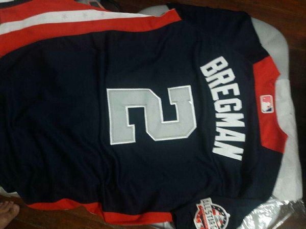 lowest price 360b9 40bed astros jersey Alex Bregman All Star mens new for Sale in Houston, TX -  OfferUp