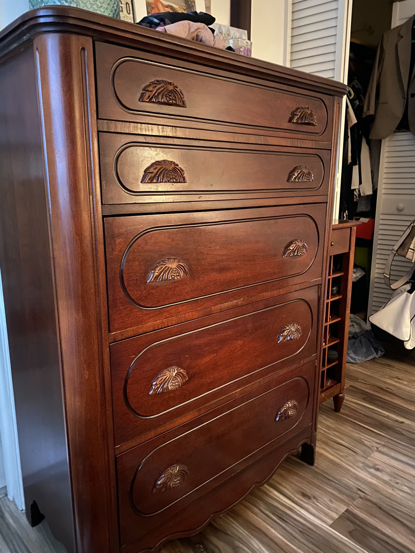 Heritage Collection 5 Drawer Chest