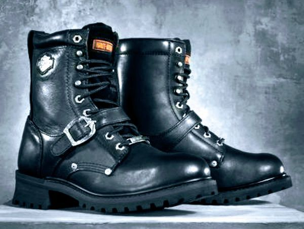 a32b438d9698 Women s size 8 Harley-Davidson motorcycle boots