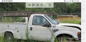 2008 ford f250 utility bed for sale  Tulsa, OK