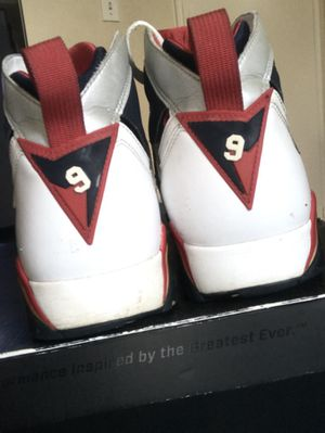 Air Jordan retro 7 Olympics size 11.5 for Sale in Derwood, MD