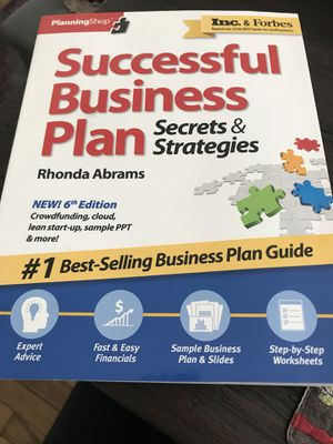 Successful business plan book for Sale in Cleveland, OH