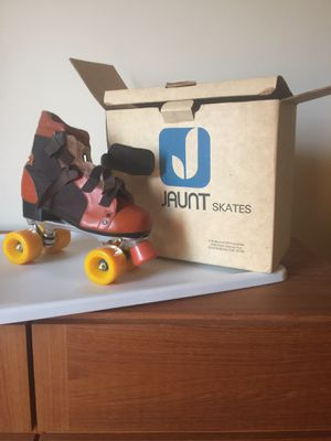 Skates, Men's size 9. By Jaunt. Never used College Park, MD for Sale in Silver Spring, MD