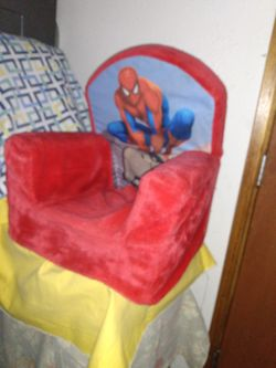 Kids Chair. Thumbnail