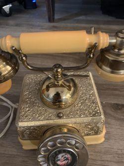 Rotary Retro Victorian Telephone Thumbnail
