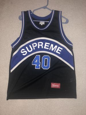 43c2bf01225 New and Used Supreme jersey for Sale in Denton, TX - OfferUp
