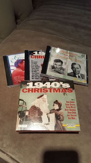 1940s Christmas music for Sale in Houston, TX
