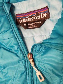 Patagonia Women's Puff Jacket Size Small Thumbnail