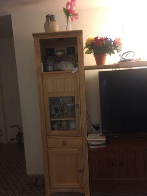 Side cabinet set for Sale in Alexandria, VA