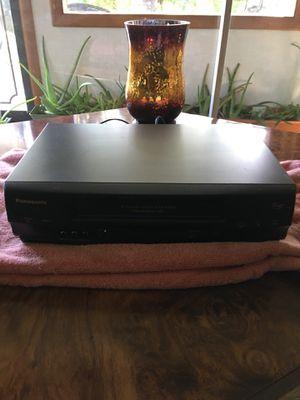 Panasonic VCR - $20 for sale  Ponca City, OK