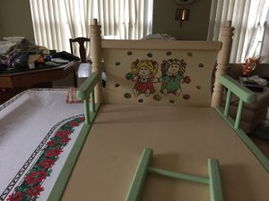 Cabbage patch doll bed for Sale in Archer, FL