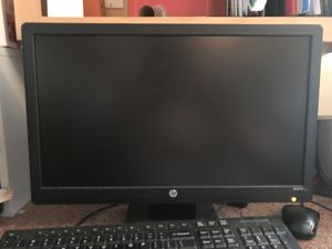 HP:W2071d monitor HP:p2-1394 cpu for Sale in Melrose, MA