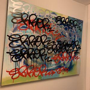 Wall / Graffiti Art by: XTOL for Sale in Salt Lake City, UT