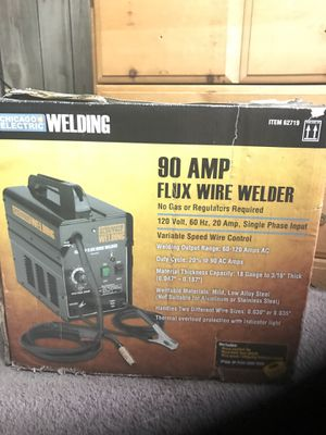 *NEW* Chicago Electric 90 amp Welder for Sale in Nottingham, MD