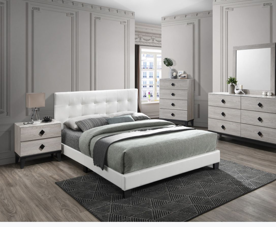 Full Size Bed Frame And Mattress Orthopedic