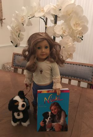 American girl doll for Sale in Chantilly, VA