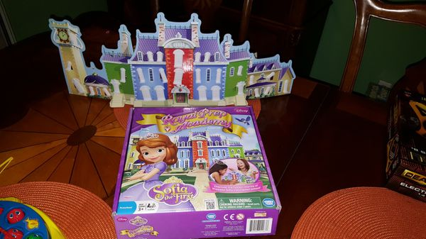 Disney sofia the first royal prep academy game for Sale in Corona, CA -  OfferUp
