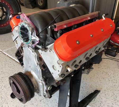 LS2 LQ9 403 Stroker Built By Kelly Bluebaugh WFO Racing
