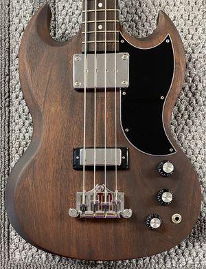 Photo 2014 Gibson SG Bass Short Scale USA Made With Gibson Case