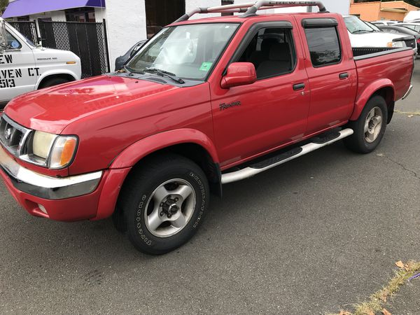 nissan frontier se v6 crew cab 4x4 for sale in new haven. Black Bedroom Furniture Sets. Home Design Ideas