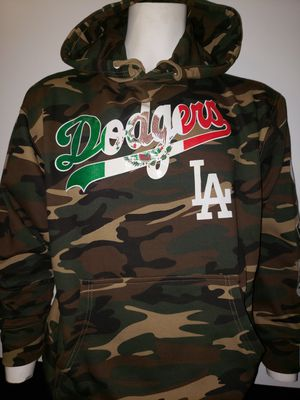 Dodgers Camouflage Hoodie - S,M,L,XL,2XL,3XL - New - 2018 for Sale in Gardena, CA