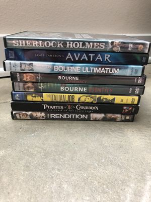 Action movie package for Sale in Houston, TX