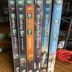 "Breaking Bad The Complete Season ""DVD"" Thumbnail"