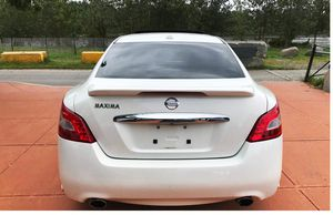 Photo White 2010 Nissan Maxima aWDWheels Good