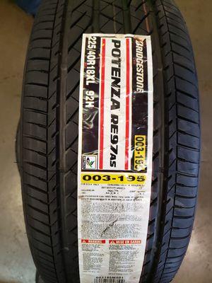 """18"""" Sport Tires Potenza for Sale in Sterling, VA"""