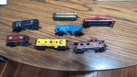 Train Car HO Thumbnail