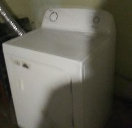 Whirlpool washer and Armana dryer in good condition Thumbnail