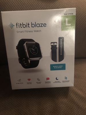 Fitbit blaze for Sale in Cleveland, OH