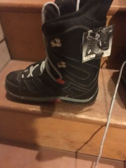 size 6 snow boarding boots Thumbnail