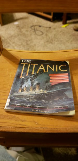 Book on Titanic for Sale in Jacksonville, NC