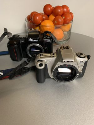 Nikon D6006, Canon EOS Rebel 2000 for Sale in Washington, DC