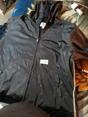 3230b9463fd919 large white Jordan jacket for Sale in Tacoma
