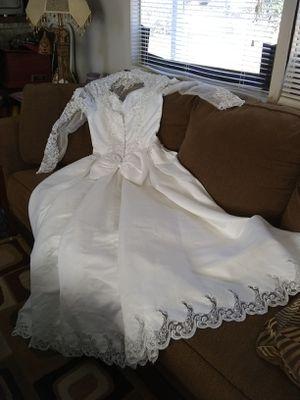 White Wedding Gown For In Gaston Sc