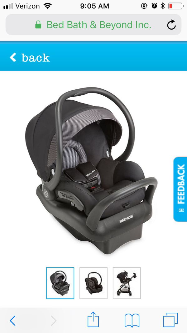 Maxi Cosi Mico Max 30 Infant Car Seat For Sale In Mokena Il Offerup