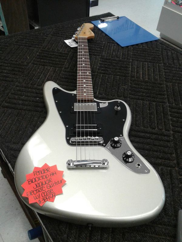 456ea4750d Fender electric guitar for Sale in Humble, TX - OfferUp